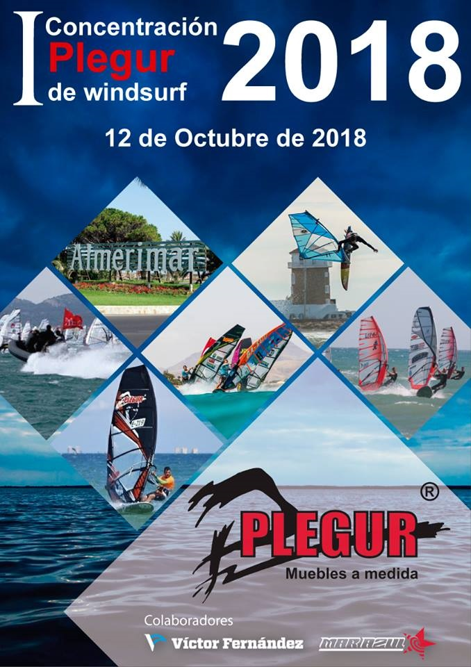 Plegur Windsurf 12 October  2018