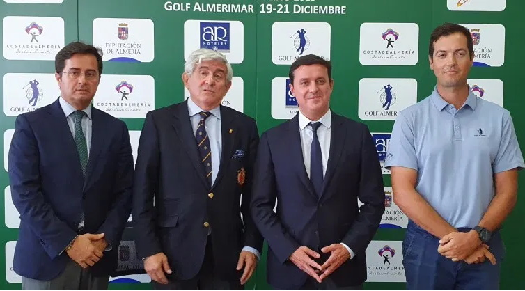 Almerimar to host Spanish professional golf seniors2019