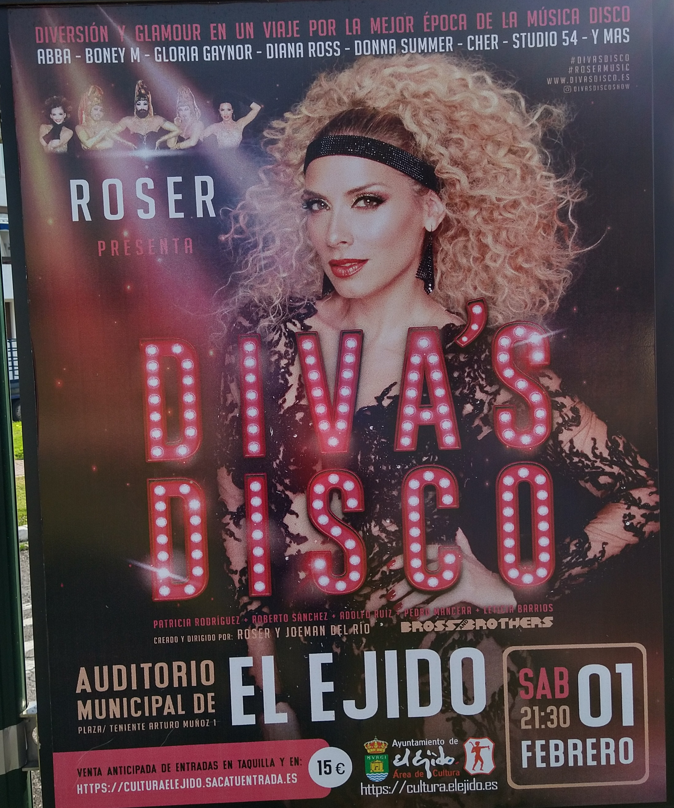 Disco Show El Ejido - 1 Feb 20