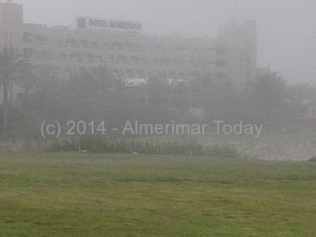 Misty golf - 30 May 2014